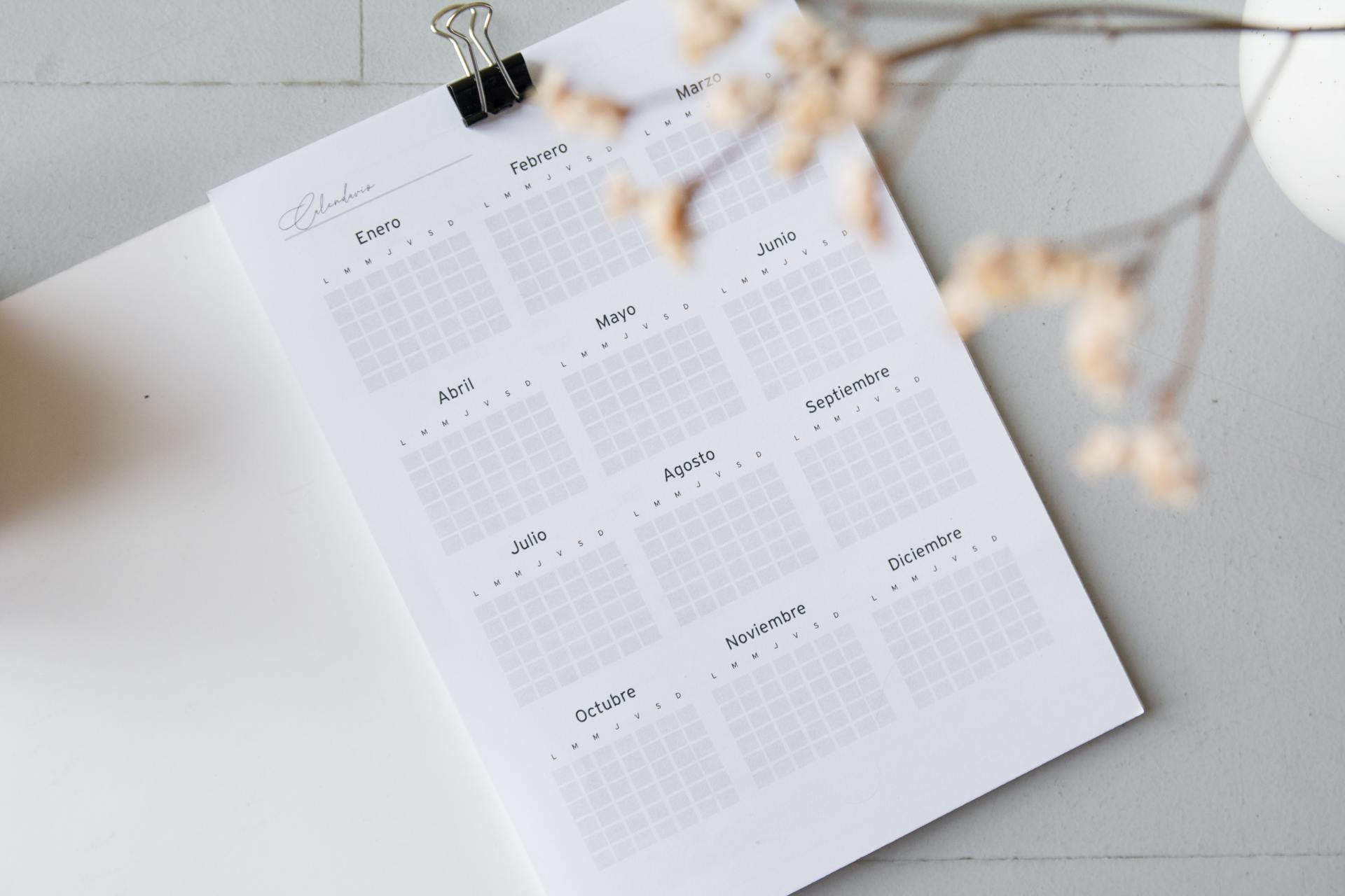 How to write dates in Spanish